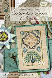 August Letters from Mom from Jeannette Douglas