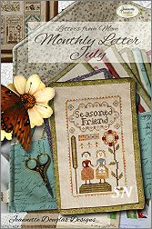 July Letters from Mom from Jeannette Douglas