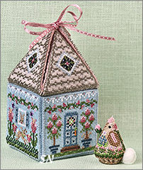 Cloverly's Bunny Bungalow from Just Nan