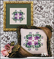 070 Victorian Violets by Just Nan -- click to see more!