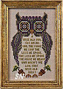 Wise Old Owl from Just Nan - click for more