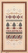 JN079 Christmas Elegance by Just Nan -- click to see more!