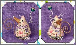 Birthday Mouse from Just Nan - click for more