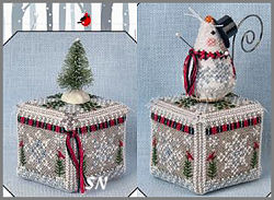 Frosty Snow Cube from Just Nan - click for more