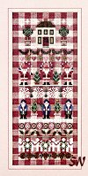Gingham Christmas -- click to see a larger view
