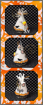 Candy Corn Ghost Mouse from Just Nan - click for more