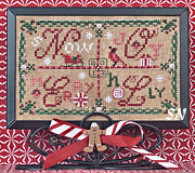 NOEL 2012 Ornament from Just Nan - click for more