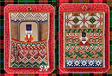 Nutcracker Slide Pocket by Just Nan -- click to see more!