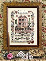 Silkwood Manor by Just Nan -- click to see a larger view!