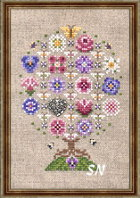 Sun Blossoms Tree from Just Nan - click for more