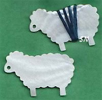 Ewe Thread Winders from Kelmscott Designs - click to see more