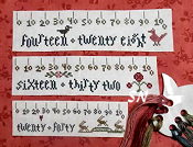 Counting Stitches from Primitive Jewel - click to see more