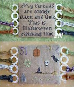 Halloween Threads from Primitive Jewel - click to see more