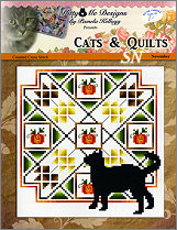 Cats and Quilts November from Kitty & Me Designs - click for more
