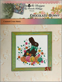 Chocolate Bunny from Kitty & Me Designs - click for more