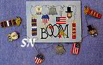 BOOM Garland from A Kitty Kat Original - click to see more