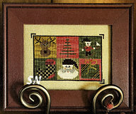 Christmas 6 Patch from Knotted Tree - click for more