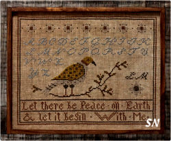 Peace on Earth from La-D-Da -- click to see a larger view