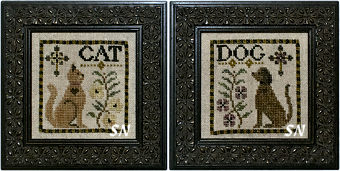Cat & Dog from La-D-Da -- click to see a larger view