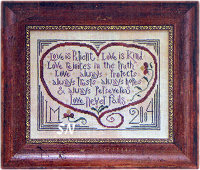 Love is Patient from La D Da -- click to see a larger view