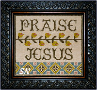 Praise Jesus from La-D-Da -- click to see a larger view