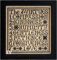 The Seven Virtues from La D Da -- click to see a larger view
