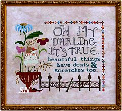 Beautiful Things from Lindy Stitches - click for more