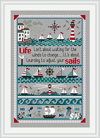 Adjust Your Sails from Little Dove Designs - click to see more