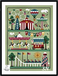 All The fun Of The Fair from Little Dove Designs - click to see more