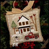 Farmhouse Christmas Part 3: Grandpa's Pickup from Little House Needleworks -- click to see lots more