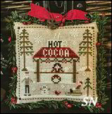 #5 Hot Cocoa from Little House Needleworks -- click to see lots more
