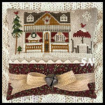 Hometown Holiday #16 Coffee Shop from Little House Needleworks -- click to see lots more