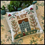 ABC Samplers #8 UVW from Little House Needleworks -- click to see lots more