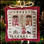 2011 #2 Bringing Home the Tree from Little House Needleworks - click to see more