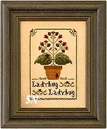 Ladybug, Ladybug by Little House Needleworks -- click to see more