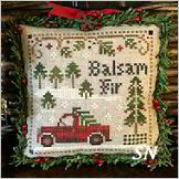 Balsam Fir from Little House Needleworks -- click to see lots more