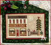 The Bookstore from Little House Needleworks -- click to see lots more