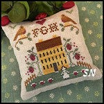ABC Samplers #3 - FGH from Little House Needleworks -- click to see lots more