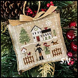 Farmhouse Christmas #8 Farm Folk from Little House Needleworks -- click to see more