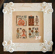 Fall Squared from Little House Needleworks - click to see more