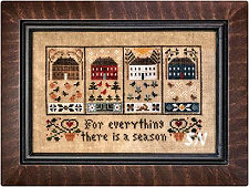Four Seasons from Little House Needleworks -- click to see lots more
