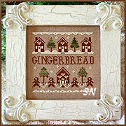 Gingerbread Street from Little House Needleworks -- click to see lots more