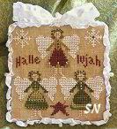 #8 Hallelujah from Little House Needleworks - click to see more