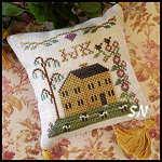 ABC Samplers #4 - IJK from Little House Needleworks -- click to see lots more