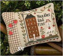 Keeper of the Pins from Little House Needleworks -- click to see more