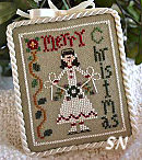 2010 Ornament #7 The Merry Skater from Little House Needleworks - click for more