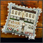 Early Americans #8 Patrick Henry from Little House Needleworks -- click to see lots more