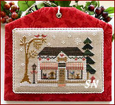 Hometown Holiday #9 The Pet Store from Little House Needleworks -- click to see more