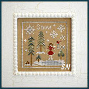 Snow & Ice from Little House Needleworks -- click to see lots more