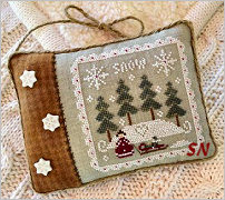 Snowy Winter from Little House Needleworks -- click to see lots more